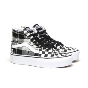 [ nib ] Vans Sk8-Hi Platform Sneakers